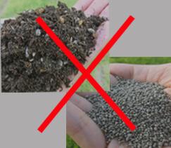 肥料の混合